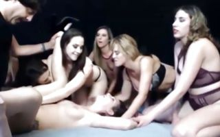 Insane painful sex orgy with astonishing amateur bitches