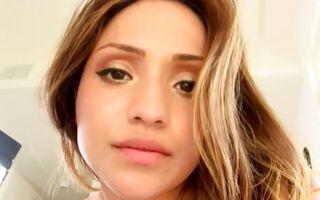 Hot girlfriend Lisa with hot body has deep interracial sex